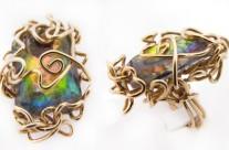 טבעת גולדפילד וסברובסקי בעיצוב מיוחד